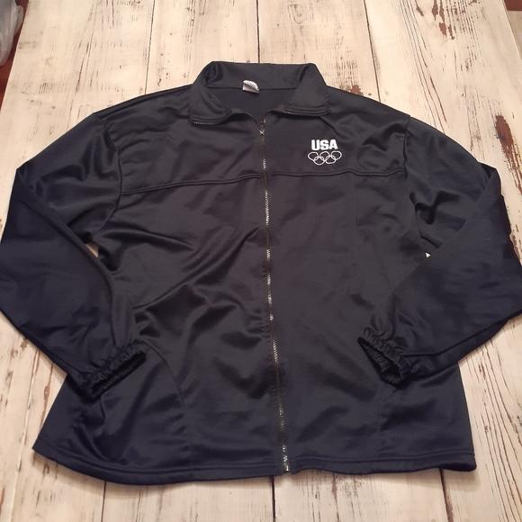 U.S. Olympic Committee Jackets & Blazers - U.S. Olympic Jacket